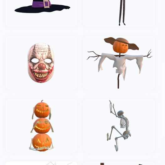 Halloween Go Spirits